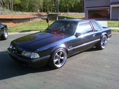 288 Best Foxbody Mustang Images Fox Body Mustang Rolling Carts Cars