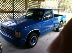 first chevy s10