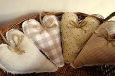 fabric hearts - Google Search