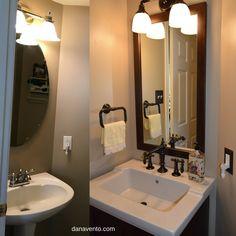#bathroom #renovation #diy #KOHLER @kohler #boldlookofkohler see my  bathroom fixture choices #ad