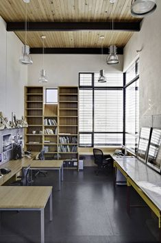 My perfect design office... mmm one day!