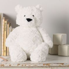 Jellycat Bear - Thomas Bear