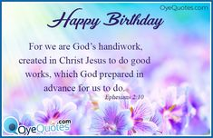 Birthday Wishes With Bible Quotes Unique Happy B Pictures