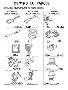 UniLang • Italian regular verbs