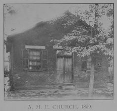 In March 1837, in the old Wheeler Academy at 4th and Market Sts., the Allen Chapel African Methodist Episcopal Church was organized. In 1846, the church bought land, and a small frame building was erected on the lot on 5th Street between Market and Court.  In 1868, the church moved to 7th  Street just East of Chillicothe Street. This structure was purchased from Bigelow M.E. Church.The building on 12th and Waller was first occupied on Sunday, Feb. 20, 1921.