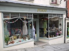The inspirational Poot, up Catherine Hill in Frome. Soon to become Lark Vintage, and definitely worth a look!