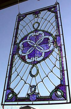 good source for stained glass to cover the window with lighting box behind  ( the  window is 18w X 37H), or to make a screeen by…