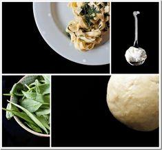 Les Tissus Colbert Tagiatelle Jamie Oliver Pasta