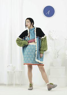 stylebubble.co.uk - 'Let Them Save Knits' - Katie Jones AW 15/16