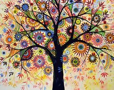 Art Print by Amy Giacomelli ... Life Giver  by PaintingPrints