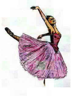 Ballet dança
