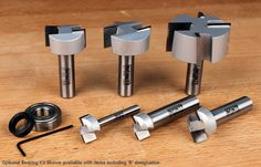 Dado & Planer Router Bits | Carbide Router Bits