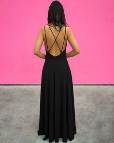 """35eb2bd06 Fashion Designer no Instagram: """"{ Dress Ópera Black } ... tmb nas"""