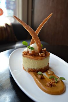Carrot Cake Cheesecake - TAG Denver