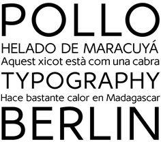 Lladró,, custom typeface for the Lladó magazine, by Andreu Balius
