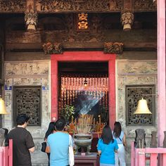 Kian Un Keng Shrine  #KianUnKengShrine #Thonburi #MyKrungthep #Bangkok  หนึ่งในศาลเจ้าที่ชอบมาที่สุด Hidden Treasures, Bangkok, Home Decor, Decoration Home, Room Decor, Interior Decorating