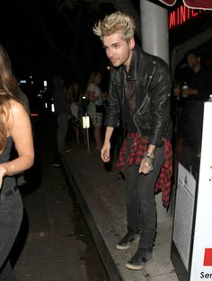 Bill Kaulitz Emerges In West Hollywood - http://oceanup.com/2014/05/09/bill-kaulitz-emerges-in-west-hollywood/