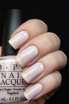 OPI - Step right up//on the hunt for the perfect nude nail polish. not light pink, NUDE.