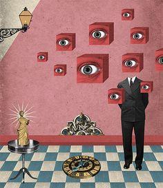 45 New Ideas For Pop Art Collage Behance Psychedelic Art, Arte Inspo, Free Illustration, Posca Art, Arte Obscura, Hippie Art, Arte Pop, Art Graphique, Design Graphique