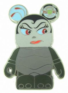 2013 Disney Vinylmation Mystery Collection Park #11 Francis Pin