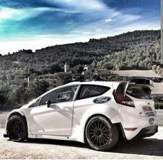 #ford #fiesta #WRC by M-sport