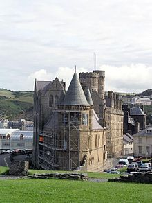 Aberystwyth University - Wales. Founded in 1872 as University College Wales