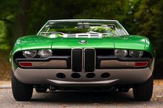 '69 Bertone BMW
