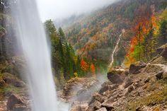 Triglav National Park Slovenia, Triglav , photographer Lee Duguid, Lee Duguid, National Park, Park, Slovenia, forest, fall, waterfall