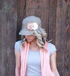 Love this hat! So cute...