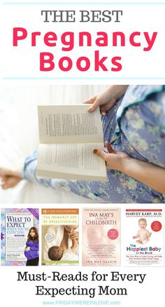 Expecting a baby? There are so many pregnancy books to sift through to prep for baby, understand pregnancy, and know what to expect at birth. Here are the best pregnancy books that every expectant mom should read! Pregnancy Books, Pregnancy Quotes, First Pregnancy, Pregnancy Workout, Pregnancy Tips, Pregnancy Fashion, Prepping For Pregnancy, Pregnancy Pants, Pregnancy Journal