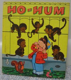 Vintage HoHum by Patricia Lynn  Tell a Tale Book by RSWVintage