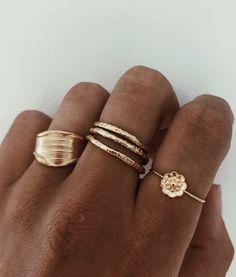 ISA - Ring - LÕU.YETU - Bijoux Espiègles