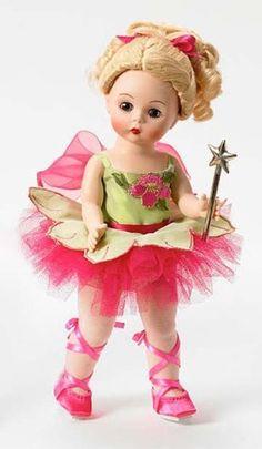 "Madame Alexander Dolls, 8"" Tinker Bell, Storyland Collection by Alexander Dolls"