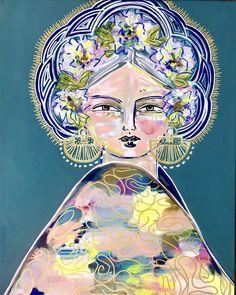 Prints — Juniper Briggs Bird Prints, Framed Prints, Seraphin, All Print, Female Art, Sketches, Drawings, Faces, Portraits