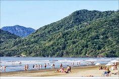 Brazil holiday: Peruíbe Brazil