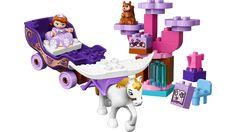 10822 Carroza mágica de la Princesita Sofía - Productos - DUPLO LEGO.com