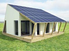 Eficiencia energética en casa, ahorro energético en el hogar, medio ambiente, energía solar, casa solar