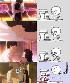 All moments in Kimi ni Todoke Anime Meme, Otaku Anime, Anime Guys, Manga Anime, Anime Art, Otaku Issues, Kimi Ni Todoke, Manga Romance, Noragami