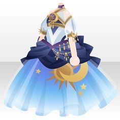 @trade | 光つかさどる女神のドレス(PL)