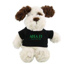 AK200DOG - Cuddly Bunch Dog - Promotional Stuffed Animal Dog #dog #promoitem