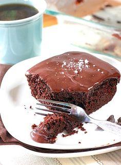 The Best Chocolate Cake!