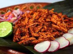 Receta de carne adobada Mexican Chicken Recipes, Mexican Cooking, Mexican Dishes, Pork Recipes, Mexican Easy, Recipies, Easy Recipes, Cooking Recipes, Yummy Recipes