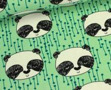 Sweat - Panda - Bären - Grün - Andrea Lauren
