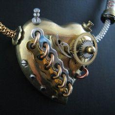 ~ Steampunk Heart ~