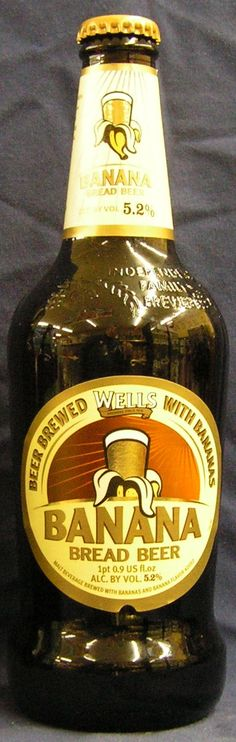 Well's Banana Bread Beer - One of my absolute favorites!