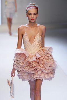 anorexic but beautiful dress