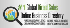 www.Wizava.org - Direct Sales Directory Register now for your free business listing!  Join the worlds largest online direct sales directory. Promote your products, events, blog articles and more. Create professional company listings and profiles with user-friendly website access. Be one of the first to register for a free business listing! Event Company, Free Advertising, Direct Sales, Worlds Largest, Online Business, Join, Articles, Events, Website