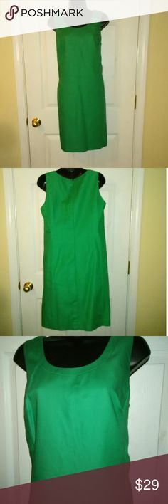 "Ann Taylor LOFT 10p kelly green dress New with tags.  18"" armpit to armpit 39"" length LOFT Dresses"