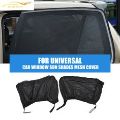 CAR WINDOW SUN SHADE BABY SEAT CHILD BOOSTER BLIND UV FITS Nissan X-Trail 2014