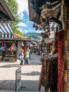 The ultimate itinerary for a Balkans road trip - 3 weeks in Bosnia & Herzegovina, Montenegro and Albania. Get in your car, hit the road and fall in love! Les Balkans, Sarajevo Bosnia, City Aesthetic, Bosnia And Herzegovina, Amazing Destinations, Travel Destinations, Macedonia, Albania, Romantic Travel